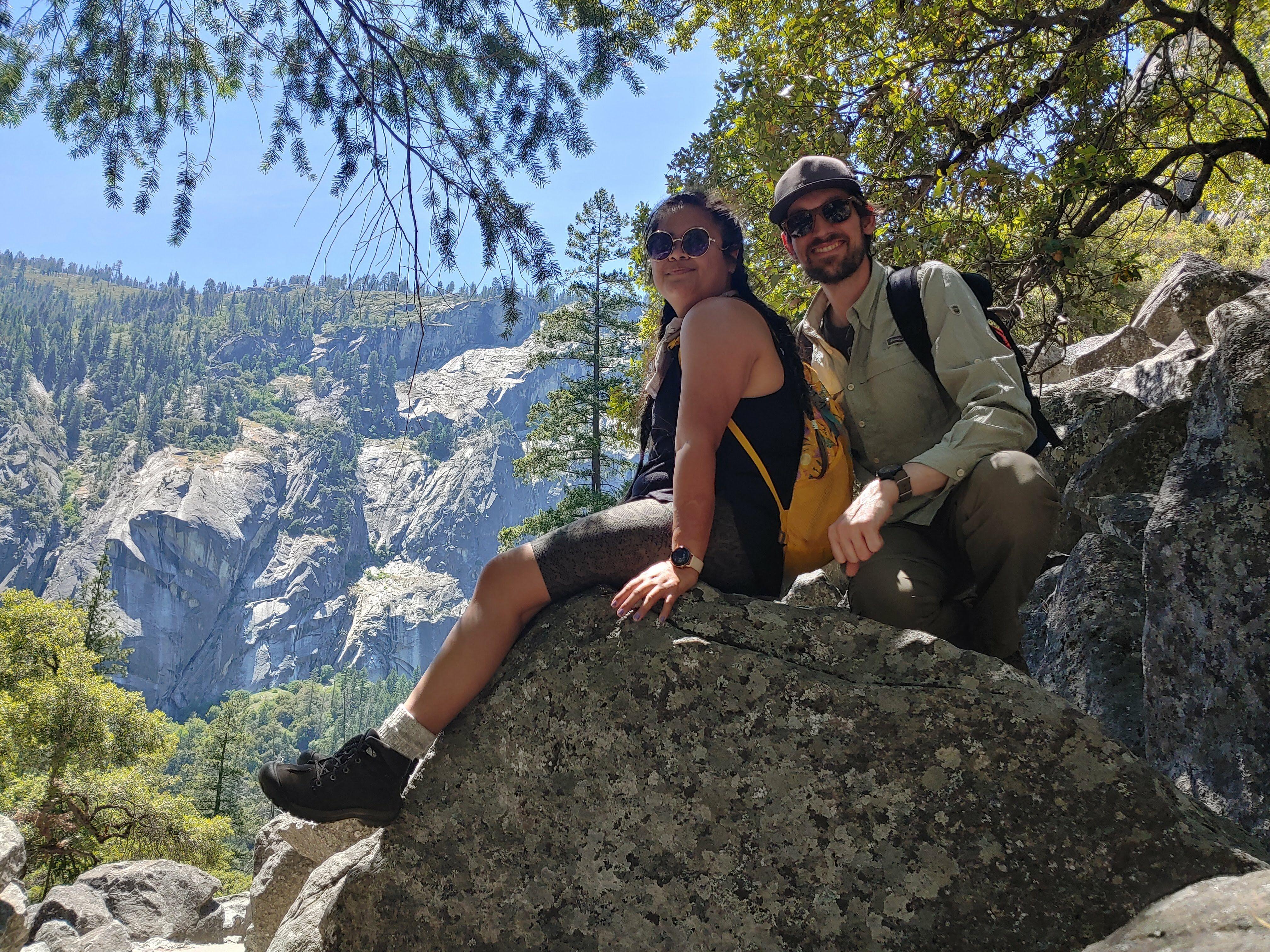 Image 1 of Alyssa and Sean