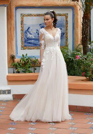 Moonlight Tango T941 A-Line Wedding Dress