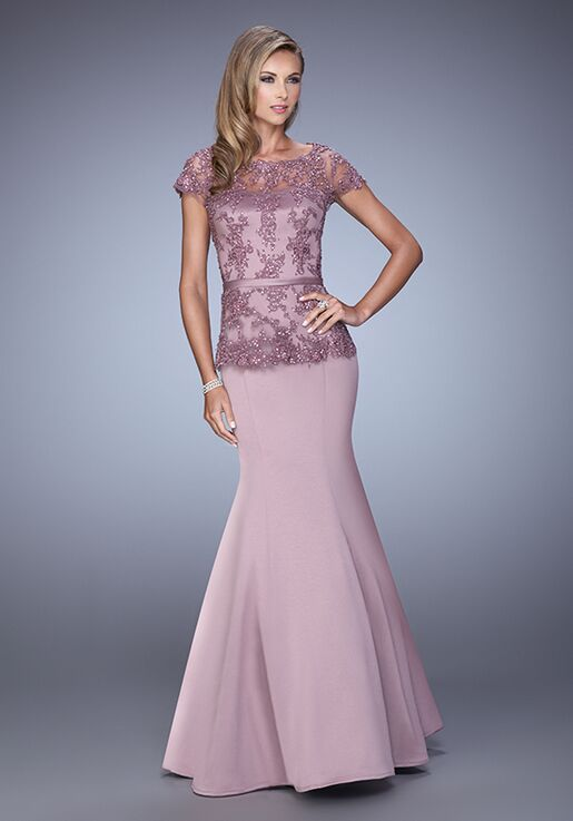La Femme Evening 21706 Mother Of The Bride Dress
