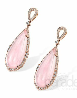 Parade Designs E3249 from the Parade in Color Collection Wedding Earring photo