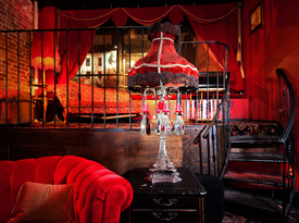 Madame X - The Salon Rouge - Cocktail Bar - New York City, NY