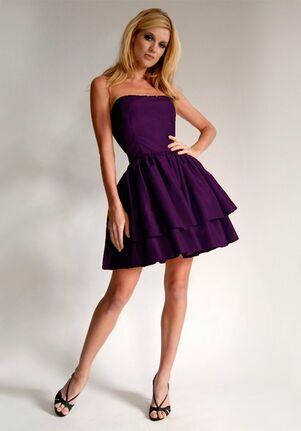 Elizabeth St. John Social Paige Strapless Bridesmaid Dress