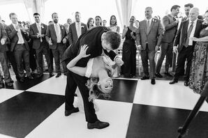 Modern First Dance at Gurney's Montauk in New York
