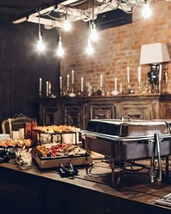 Knife, Herb and Fire Caterers