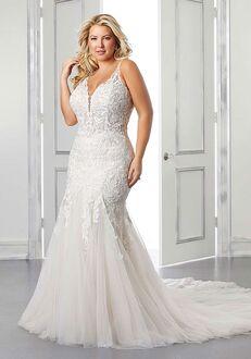 Morilee by Madeline Gardner/Julietta Bethany Mermaid Wedding Dress