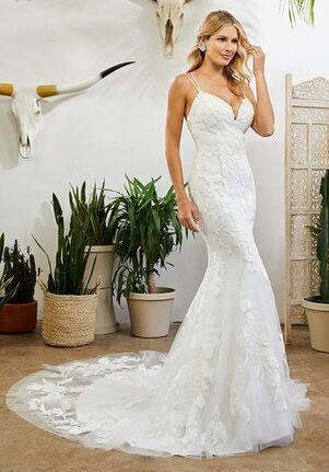 Beloved by Casablanca Bridal BL334 Summer Mermaid Wedding Dress
