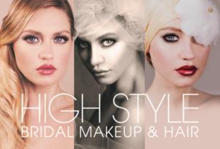 High Style Bridal Makeup & Hair