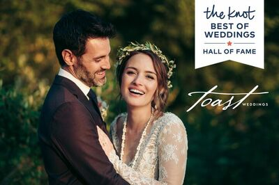 Toast Wedding Films West Virginia