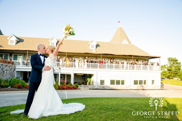Wedding Reception Venues In Villanova PA The Knot - Country house at bluestone wedding