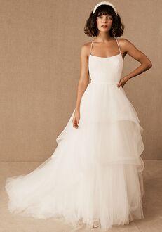 BHLDN Cera Gown Ball Gown Wedding Dress