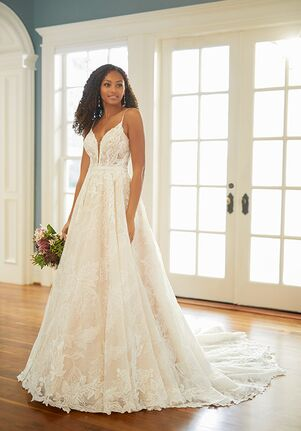 Martina Liana 1263 A-Line Wedding Dress