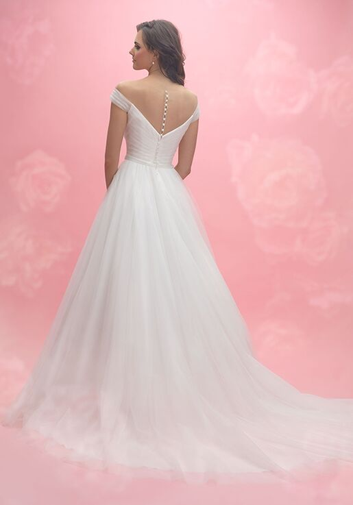 Allure Romance 3062 A-Line Wedding Dress