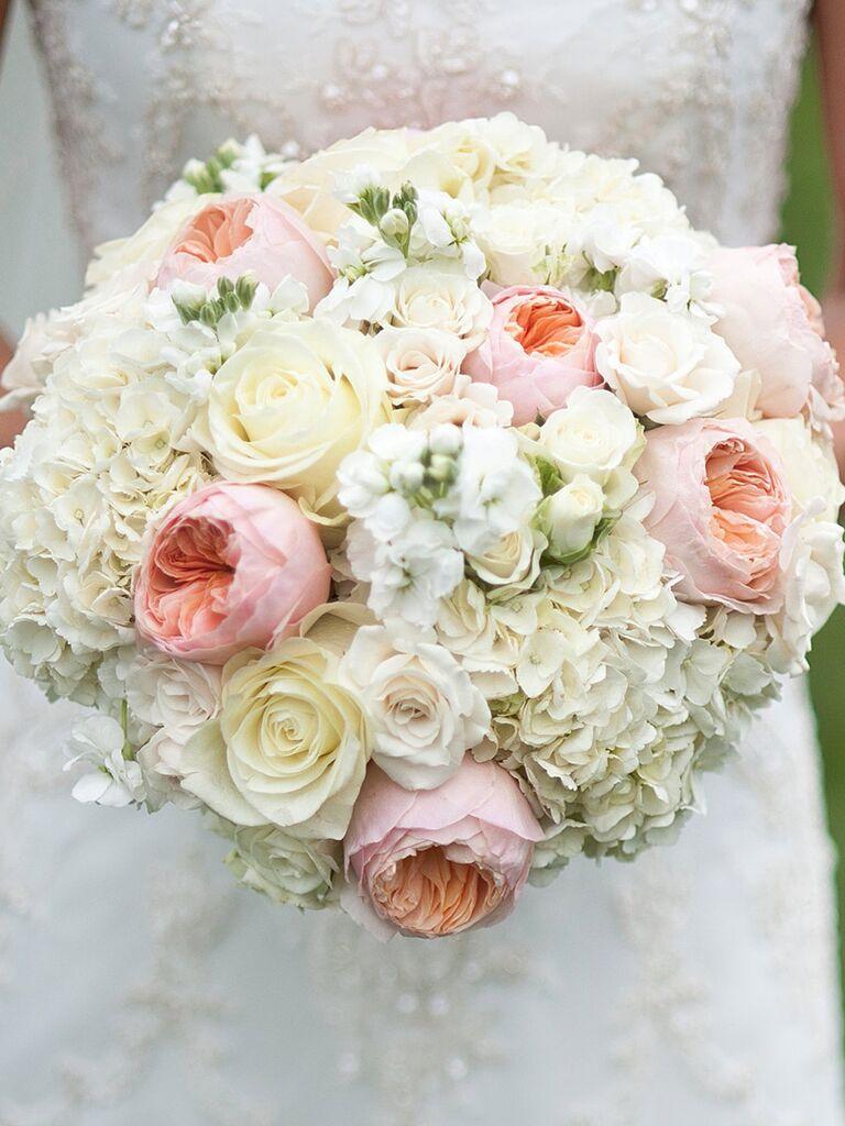 The 15 Prettiest Hydrangeas Bouquets We Ve Ever Seen