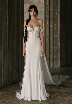 Rivini by Rita Vinieris Thorne Sheath Wedding Dress