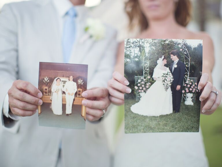 Thank you gift ideas for parents their wedding picture negle Images