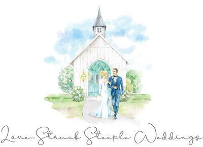 Love-Struck Steeple Weddings