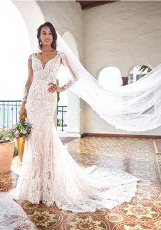 Jasmine Couture T212053 Mermaid Wedding Dress