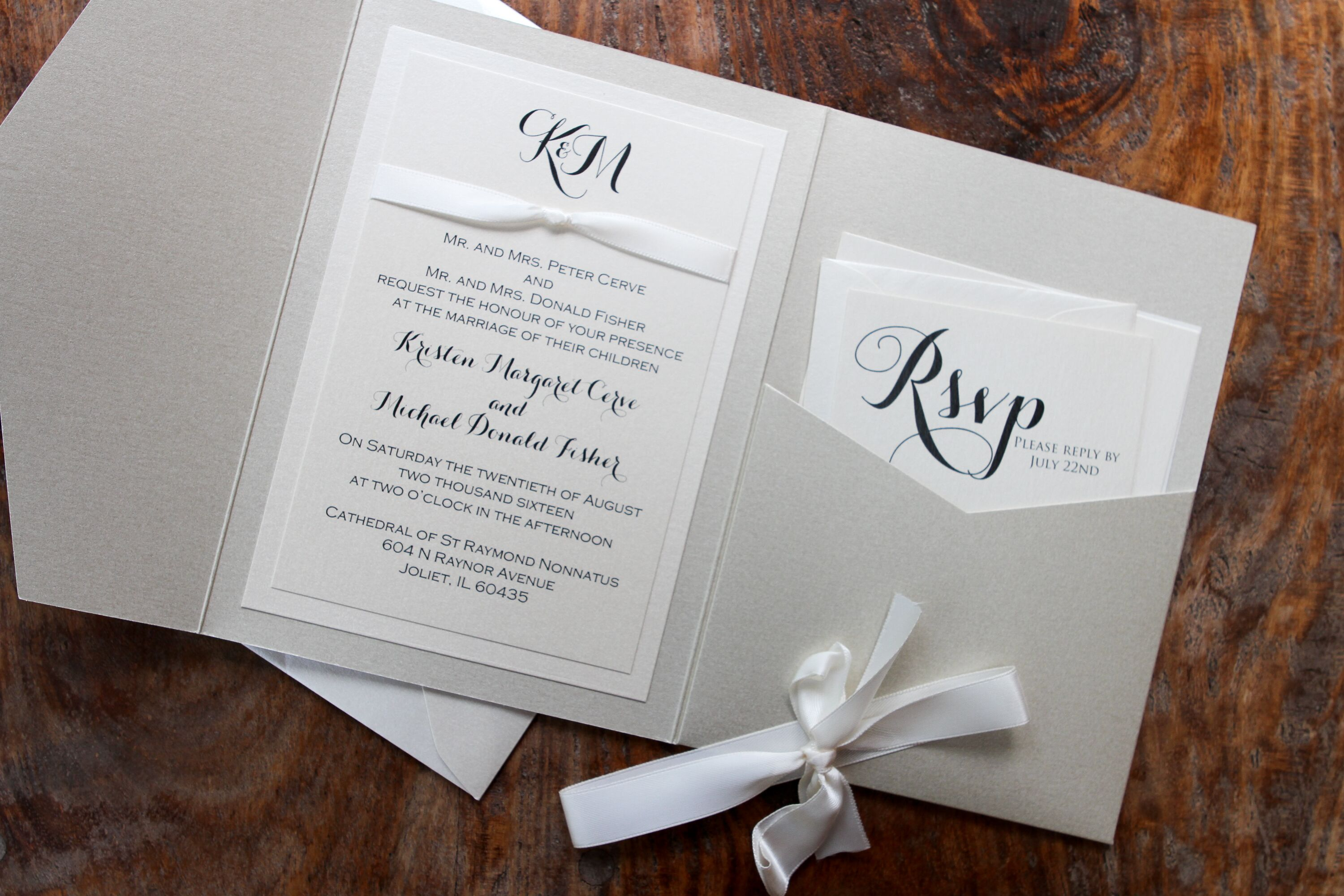 Invitations + Paper in Orland Park, IL - The Knot