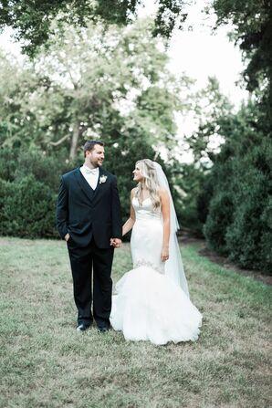 Romantic Mansion Wedding at Cheekwood Botanical Garden