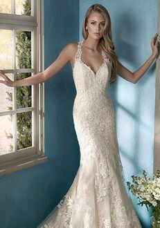 Jasmine Collection F191054 Mermaid Wedding Dress