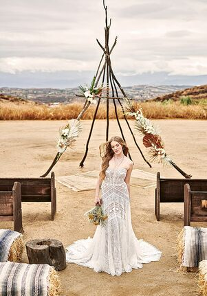 All Who Wander Shane A-Line Wedding Dress