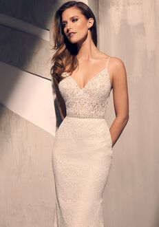 Mikaella 2215 Mermaid Wedding Dress