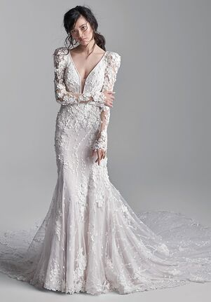 Sottero and Midgley CRUZ Mermaid Wedding Dress