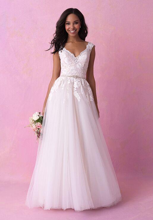 Allure Romance 3169 A-Line Wedding Dress