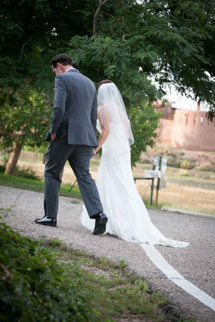 Tanya and Cody Ceremony Exit at Willow Ridge Manor