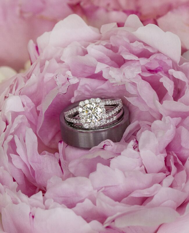 Creative Ways to Display Ring/Richard Ellis Photography/The Knot blog