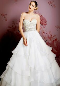 Ysa Makino KYM81 Ball Gown Wedding Dress