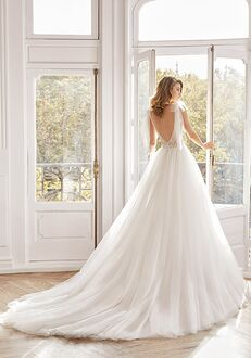 Aire Barcelona NOVAK A-Line Wedding Dress
