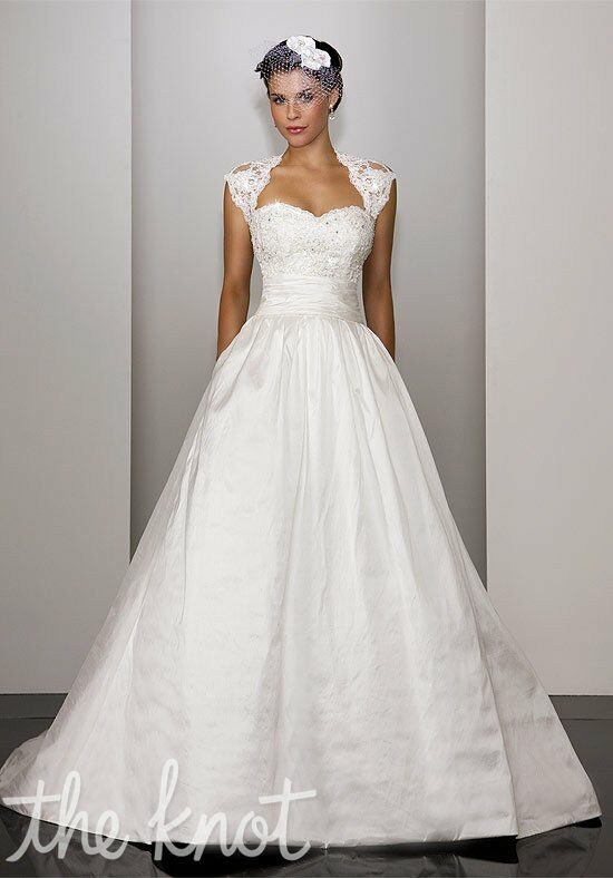 Martina liana 260 wedding dress the knot for Wedding registry the knot