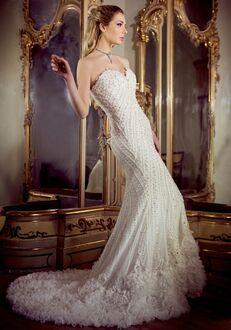 Ysa Makino KYM68 Sheath Wedding Dress