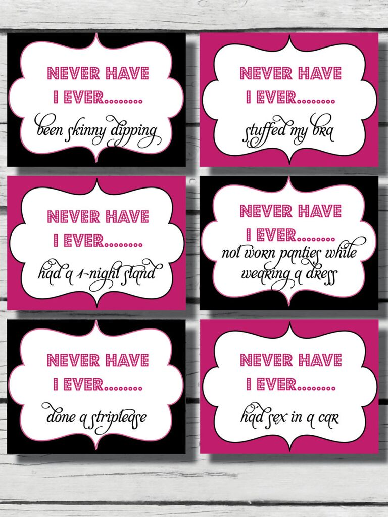 image relating to Printable Bachelorette Games identified as 10 Basic (and Entertaining!) Bachelorette Printables