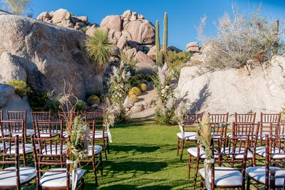 Boulders Resort and Spa Scottsdale