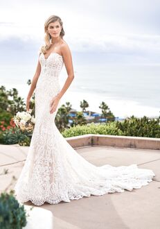 Jasmine Bridal F211056 Mermaid Wedding Dress