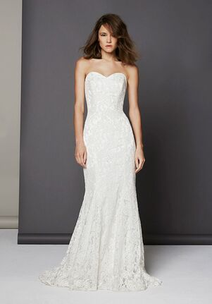Michelle Roth for Kleinfeld Orchid Wedding Dress