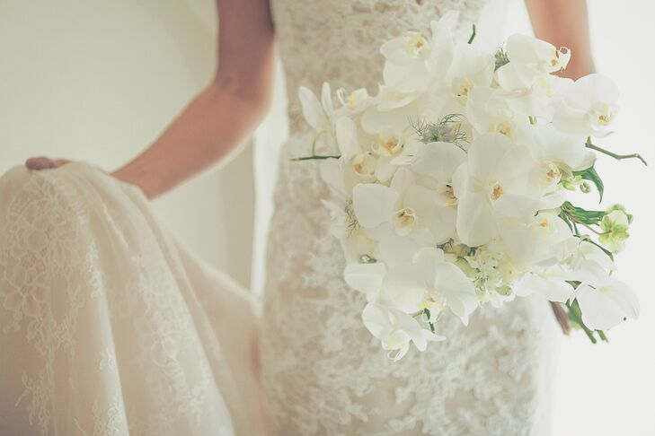White Daffodil Bouquet