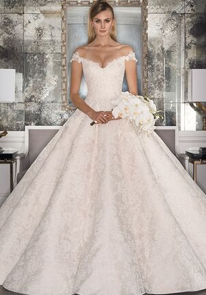 Romona Keveza Collection RK7496 Ball Gown Wedding Dress
