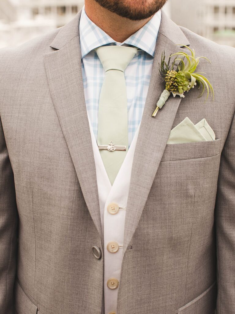 Groom Outfit Ideas for Every Type of Wedding Venue