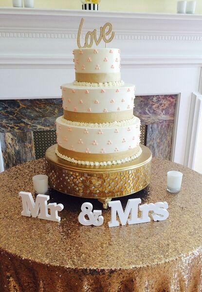 Wedding Cakes Va. stucco wedding cake sugar and salt the best bakery ...