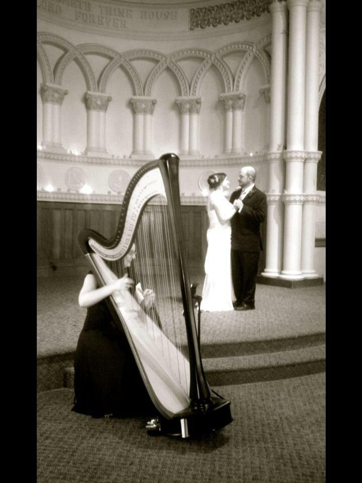 Devon Carpenter, The Classic Harpist - Harpist - Jacksonville, IL