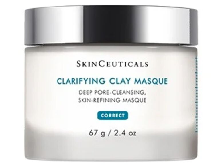 how to prevent maskne: clay mask