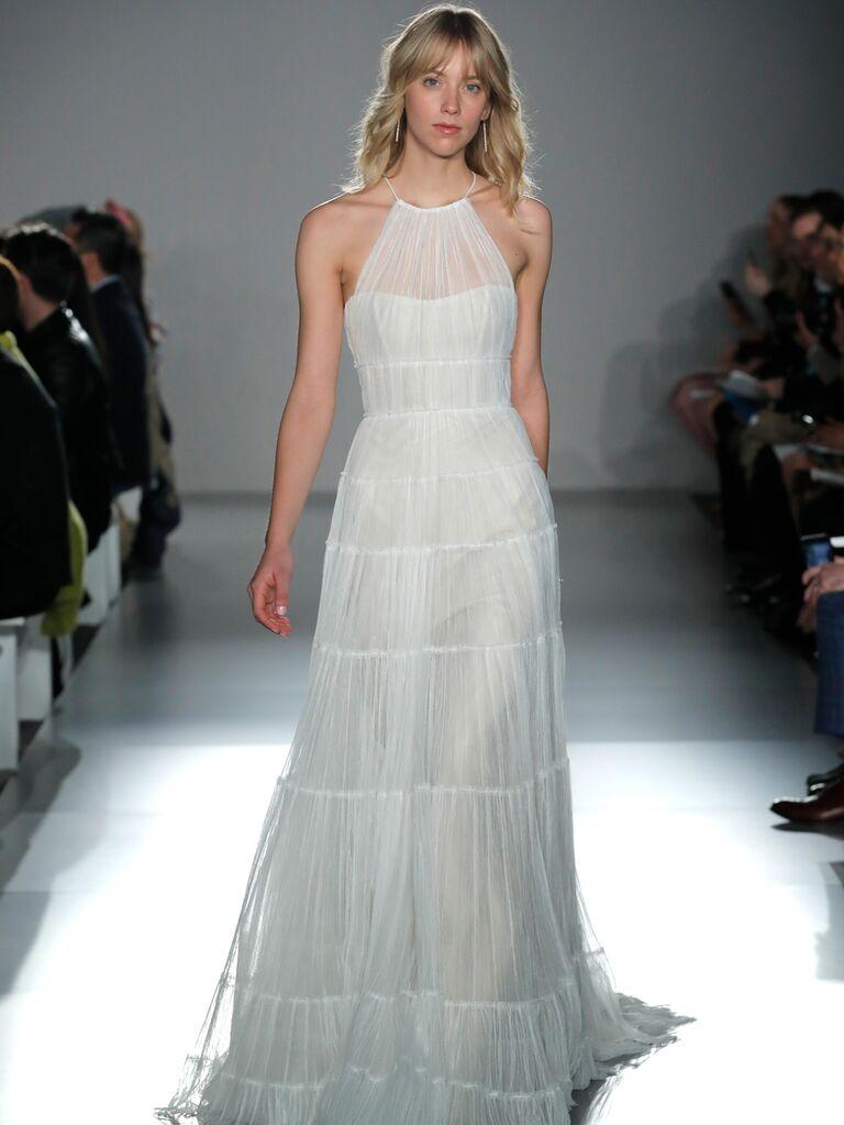 13fd78606296b 35 Beach Wedding Dresses You'll Love