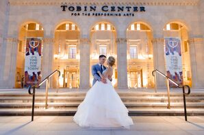 Elegant Modern Tobin Center Venue