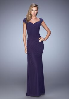 La Femme Evening 21694 Mother Of The Bride Dress