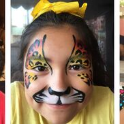 Moreno Valley, CA Face Painting | Face and Body Art by Susan Marie