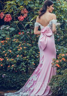 CocoMelody Bridesmaid Dresses PR3491 Off the Shoulder Bridesmaid Dress