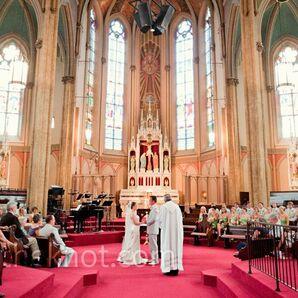 Sts. Peter and Paul Catholic Church Wedding